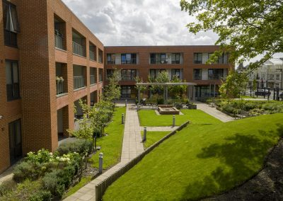 Bourke Gardens Extra Care, Walkden