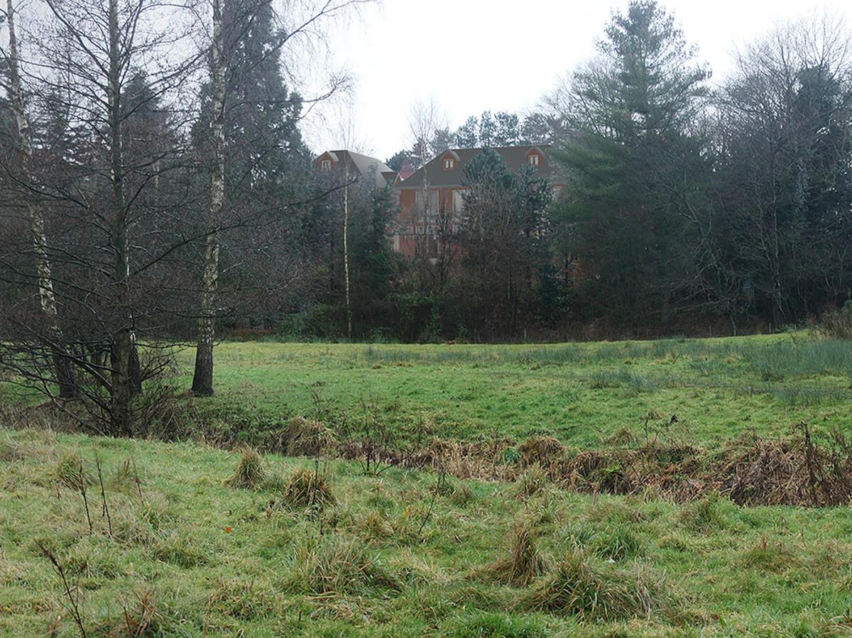 Wilmslow Park housing proposals