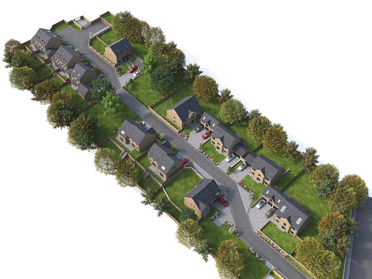 Knowl Park Gardens landscape masterplan