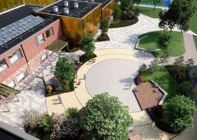 Merstham Park Biophilic School