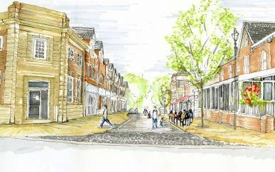 Heaton Moor Street Improvements likely to start in February