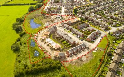 WARRINGTON HOUSING DEVELOPMENT LANDSCAPE PLANNING